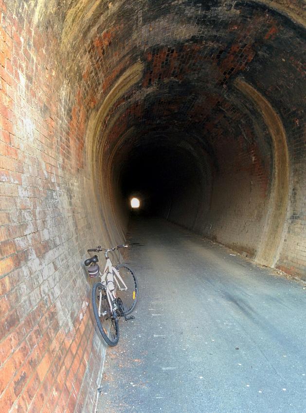 Cheviot Tunnel 1